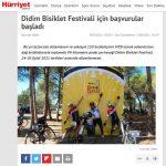 DİDİM BİSİKLET FESTİVALİ