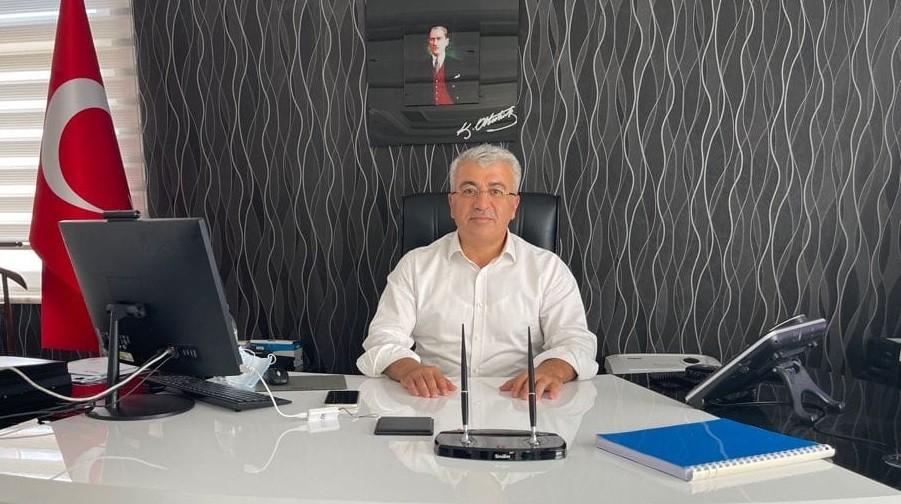 DİDİM'İN YENİ KAYMAKAMI DR. MUSTAFA YİĞİT GÖREVİNE BAŞLADI.