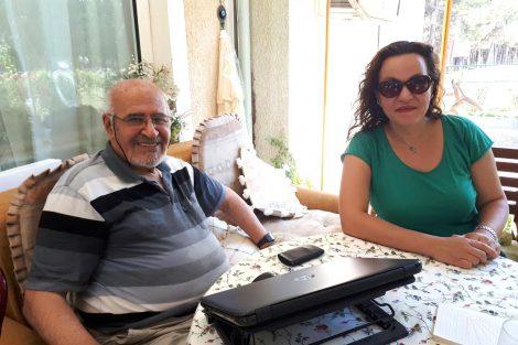 H_Dr. Arzu TOKER DİDİM'İN KENT KİMLİĞİNİ ARAŞTIRIYOR