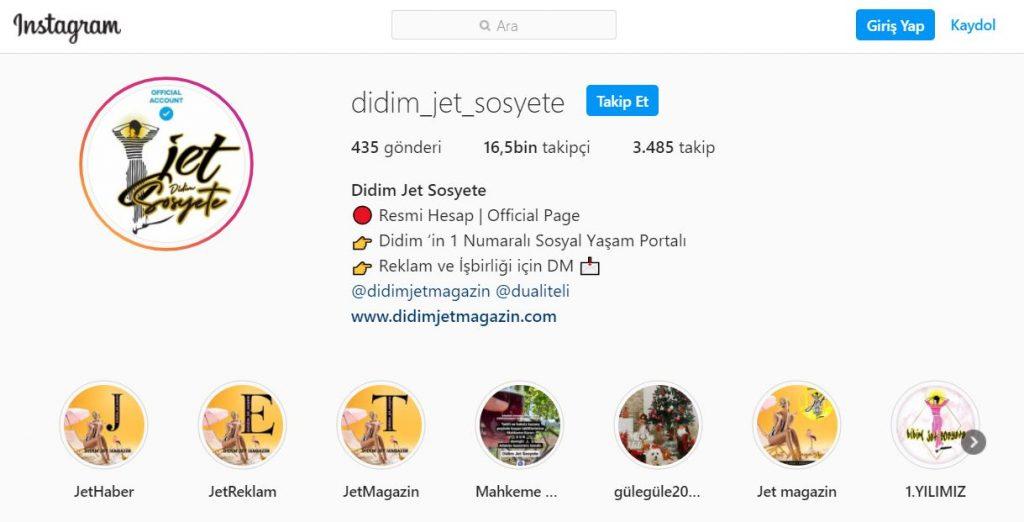 Didim Jet Sosyete @didim_jet_sosyete #yasayansehirdidim