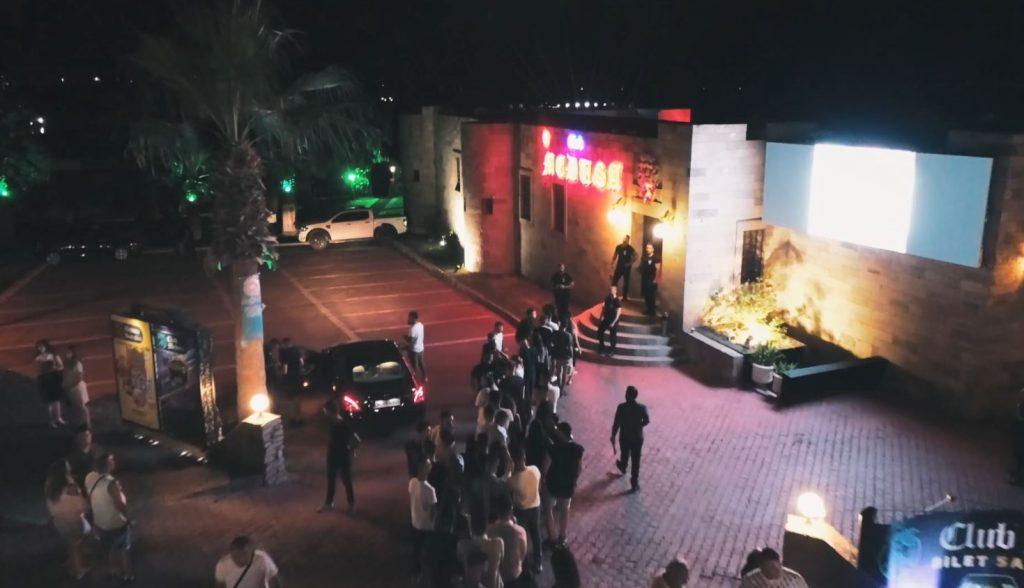 Club Medusa ve Medusa Beach Club - Ege İdea Dergi