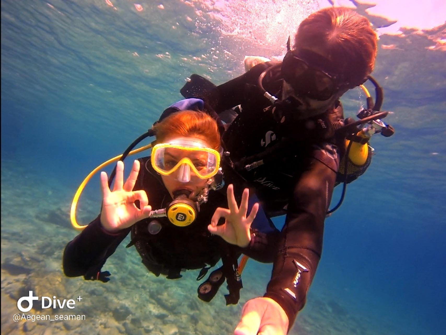 Okenos Diving Didim - Sinan Karabacılı
