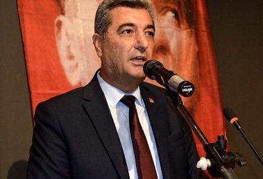 CHP Didim İlçe Başkanı Nurettin Koçak