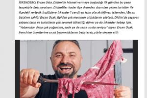 İskenderci Ercan Usta Didim